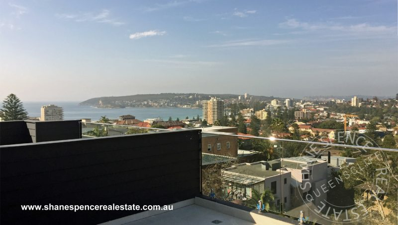 Queenscliff luxury units view