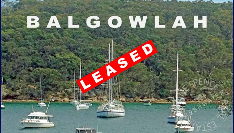 Balgowlah rent leased duplex