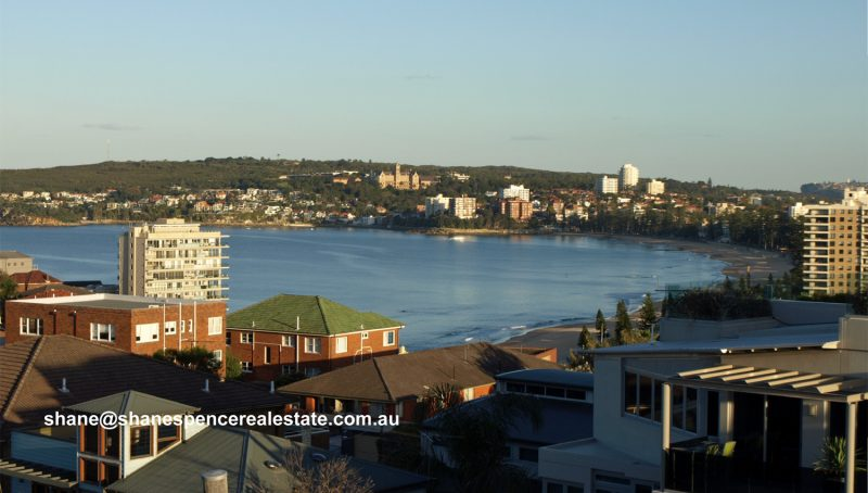 Manly Queenscliff rent Shane Spence agent