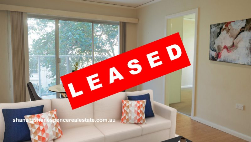 Manly Leased rent unit beach lifestyle
