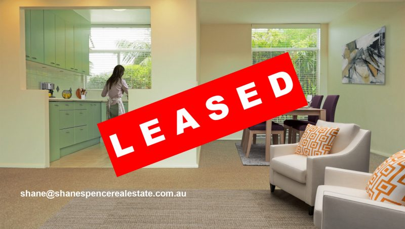 Balgowlah Leased rent townhouse lifestyle family