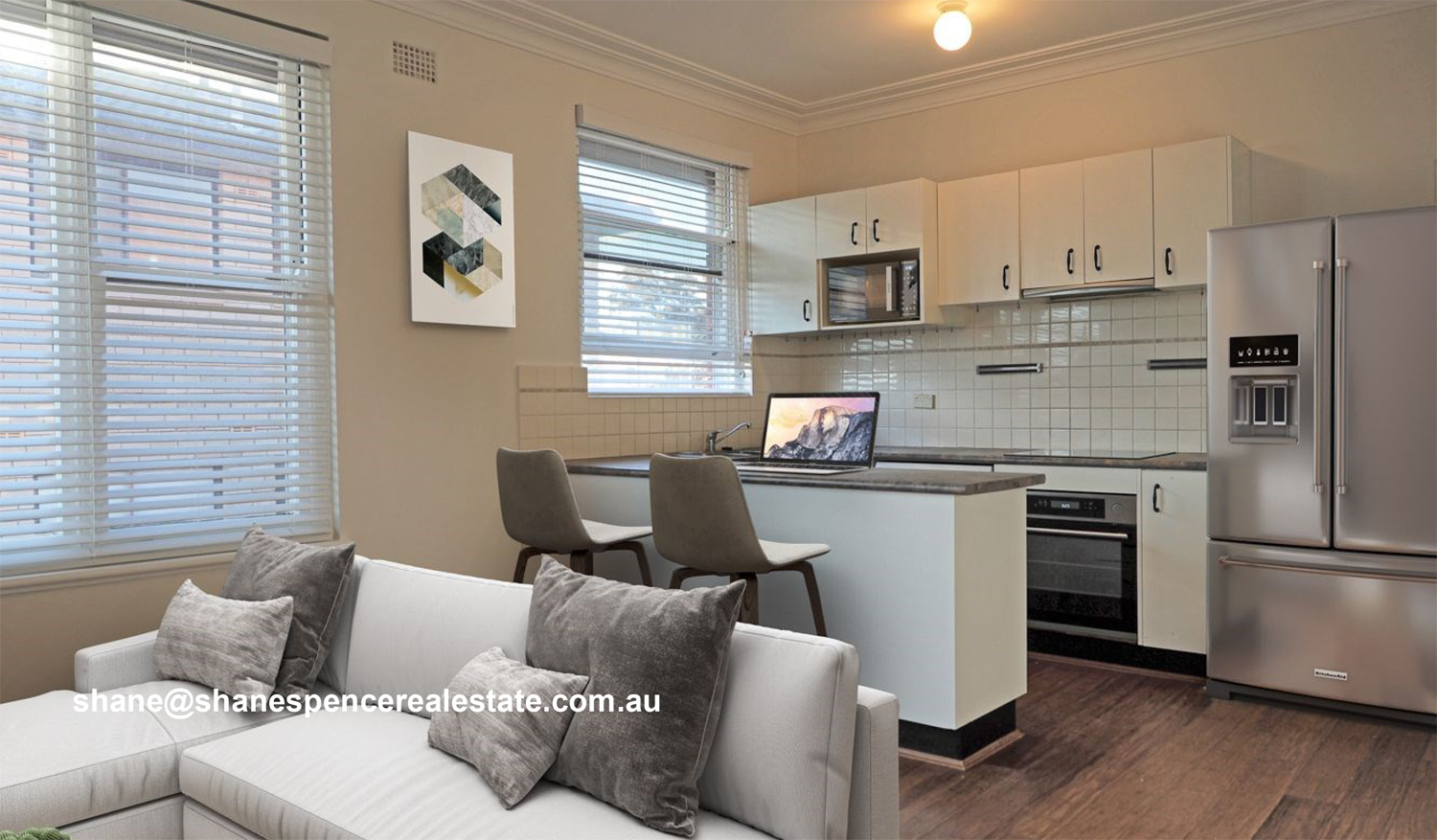Queenscliff Manly unit for lease rent Shane Spence Real Estate
