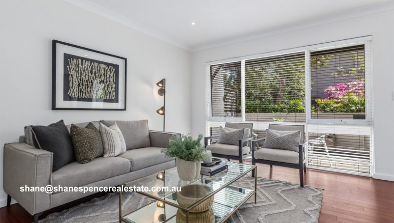 Online Auction Manly Townhouse Shane Spence Real Estate For Sale